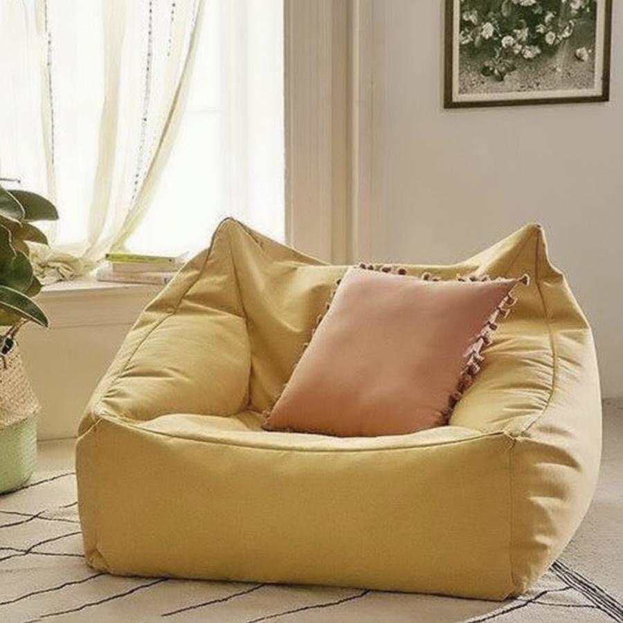Ghế Lười Sofa Corner Canvas