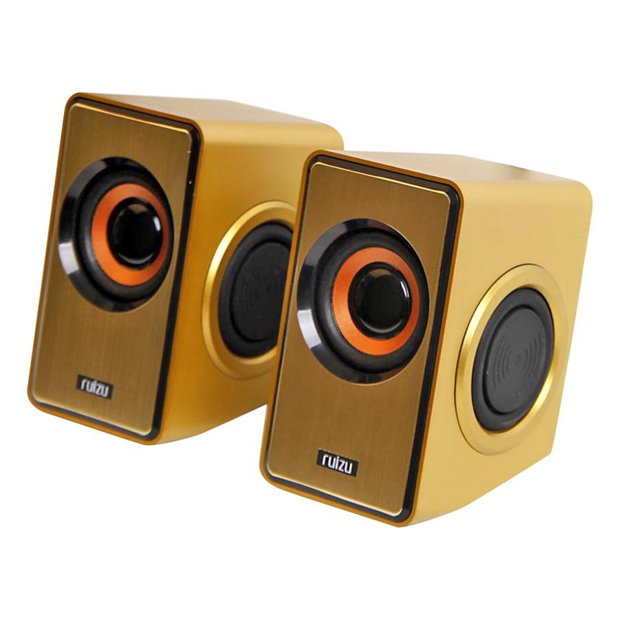 Loa Ruizu RS-320 (6W) - Gold - Hàng nhập khẩu
