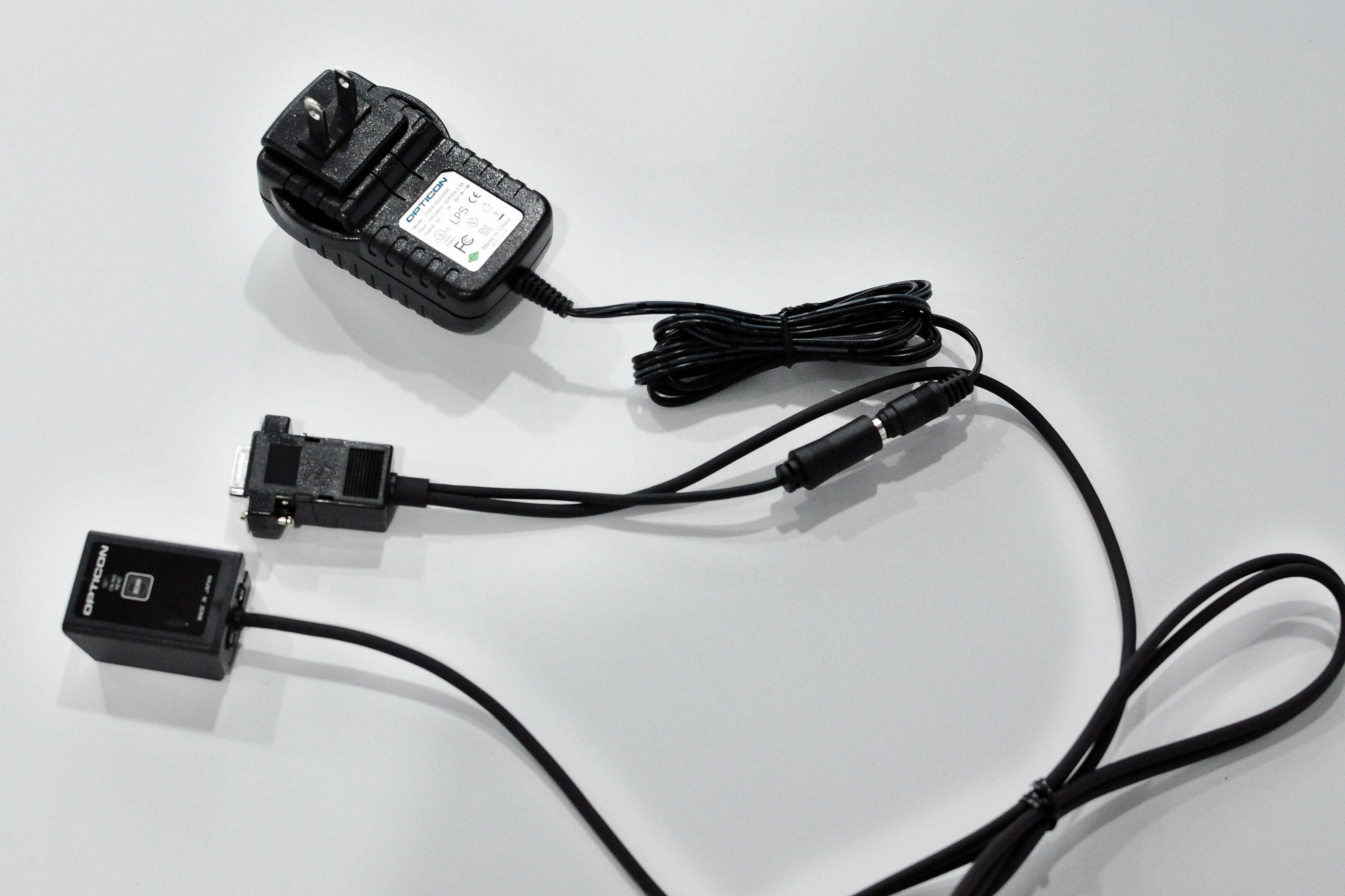 Máy đọc mã vạch băng chuyền Opticon NLV-1001-RS232 (Hàng chính hãng)