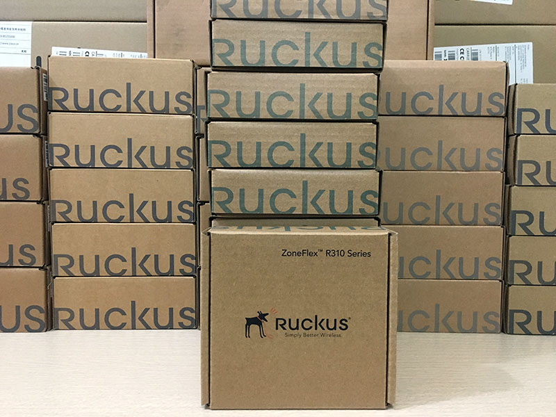 Bộ phát wifi Ruckus ZoneFlex R310 Indoor dual-band 802.11ac - Hàng nhập khẩu