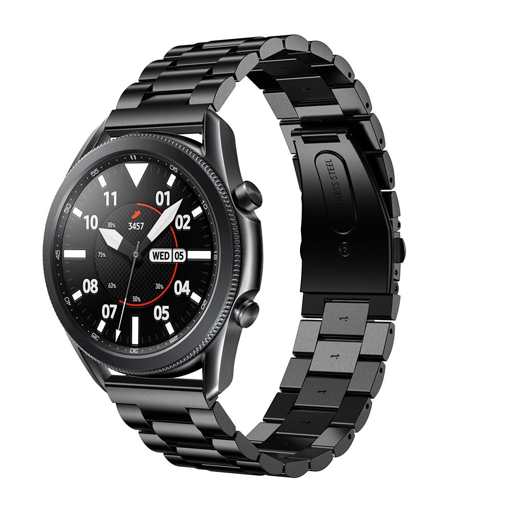 Dây Thép Cho Galaxy Watch 3 41mm / 45mm (Dây Size 20mm và 22mm)