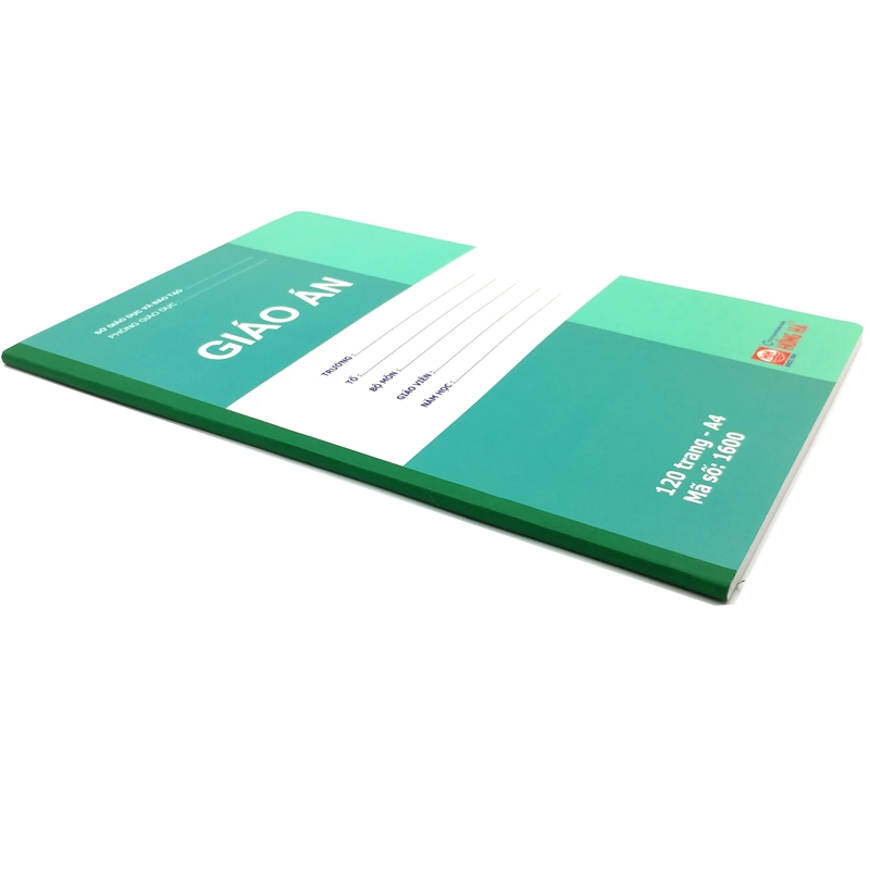 Sổ Giáo Án A4 (120 Trang) - 1600