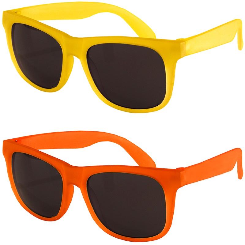 Mắt kính trẻ em đổi màu khi ra nắng Realshades 2SWI - VàngCam