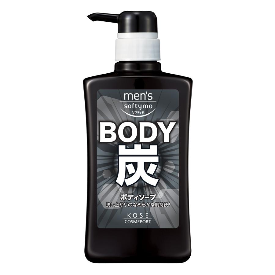 Sữa Tắm Đa Chức Năng Nam Kosé Cosmeport Men's Softymo Body Soap (550ml) |  Tiki