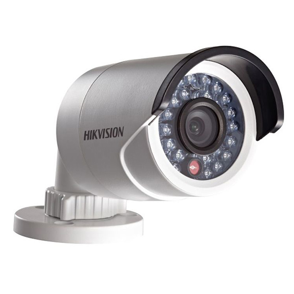 Camera hình trụ hồng ngoại 20m ngoài trời 2.0MP Hikvision HD-TVI DS-2CE16D0T-IR HD-TVI - Hàng nhập khẩu