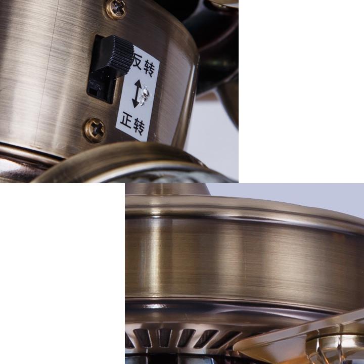 Quạt trần đèn mẫu mới TSK191