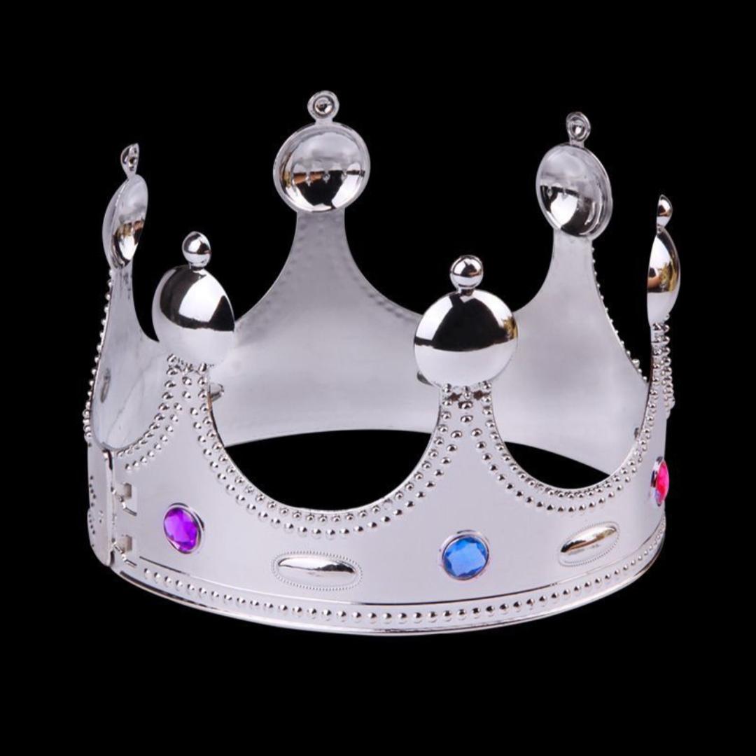 Vương Miện Hoá Trang Công Chúa, Hoàng Hậu, Hoa Hậu, Vương Miện Vua Hoàng Tử Phong Cách Châu Âu Cho Trẻ Em Và Người Lớn