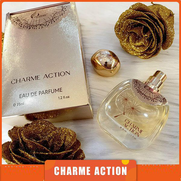 Nước hoa nữ Charme Action 35ml