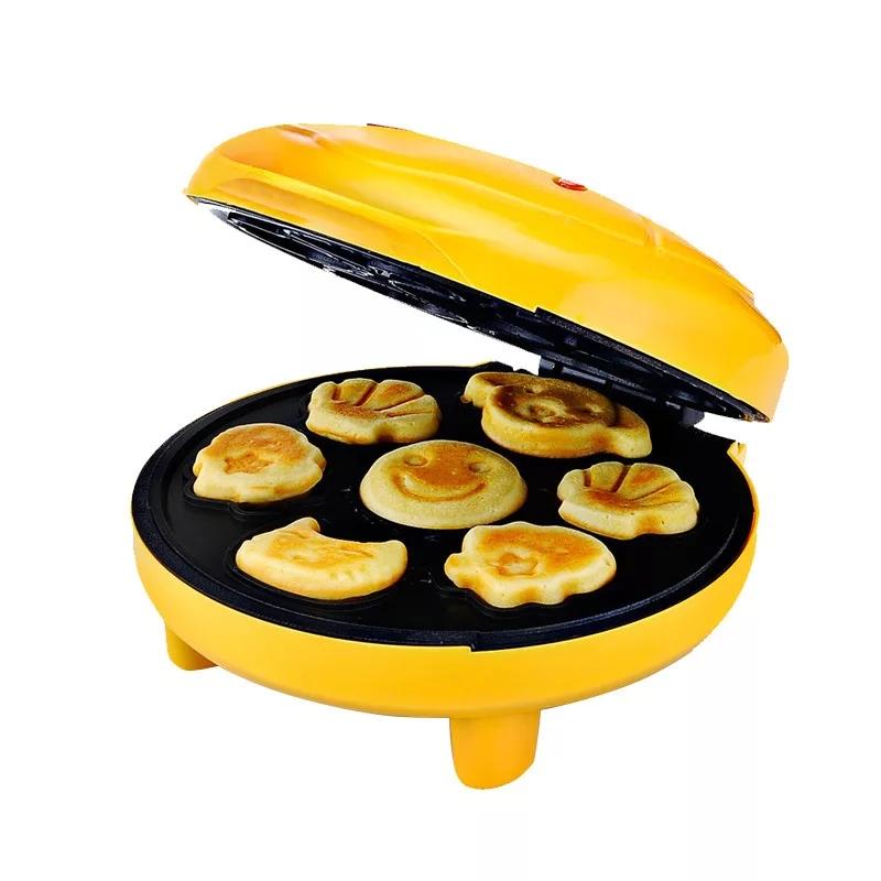 Máy làm bánh nướng bánh hình thú Magic cao cấp tặng kèm máy đánh trứng và đầu chuyển 3 chấu thành 2 chấu