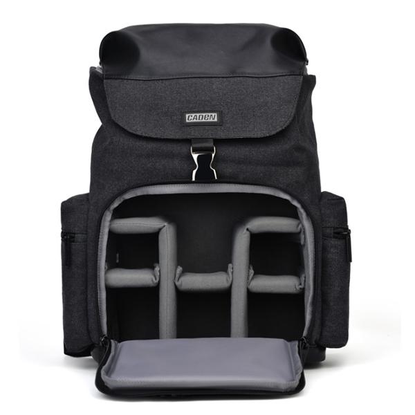 Balo máy ảnh Caden M8 mẫu mới nhất 2020 - hàng chính hãng