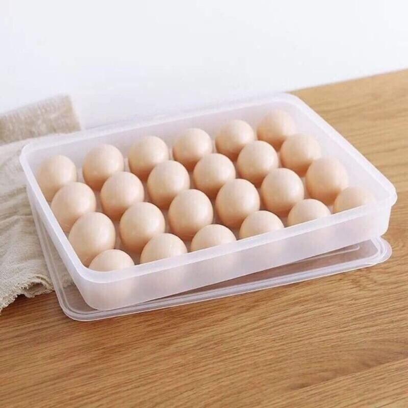 Hộp đựng trứng 24 quả 1 tầng Việt Nhật