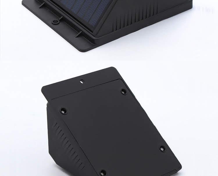 Đèn cảm ứng năng lượng mặt trời ver 2.0