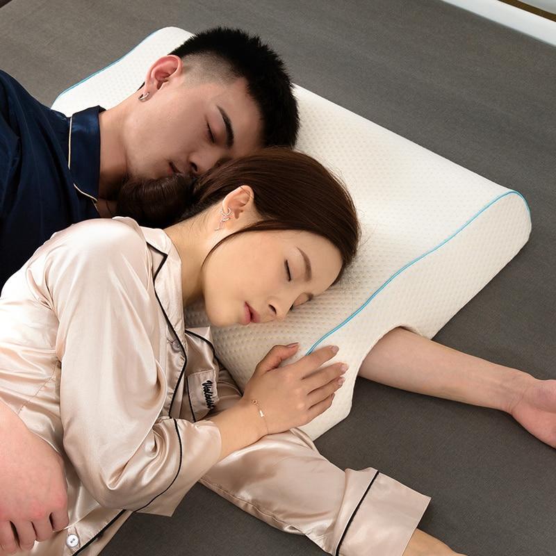 Gối ngủ đôi, gối tình yêu cho cặp đôi chống tê tay cho người iu, chồng (Tay trái)