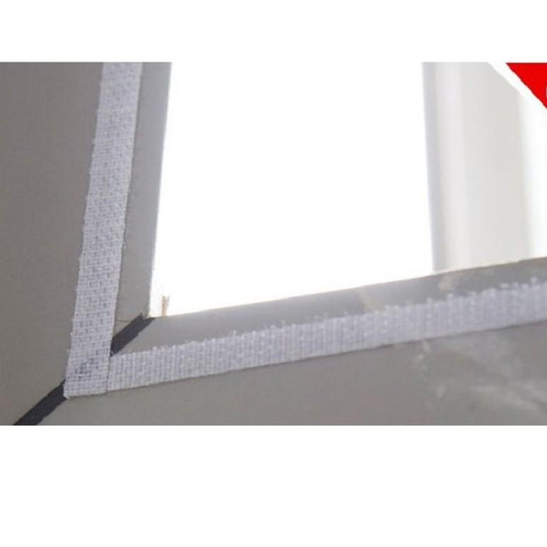 Rèm Chống Muỗi, Côn Trùng 1.3m x 1.5m - Vải Lưới Mỏng