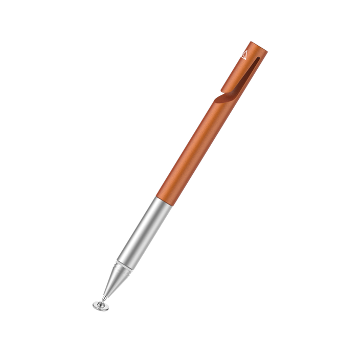 Bút cảm ứng Adonit Mini 4 _ Cam_ (Hàng chính hãng)