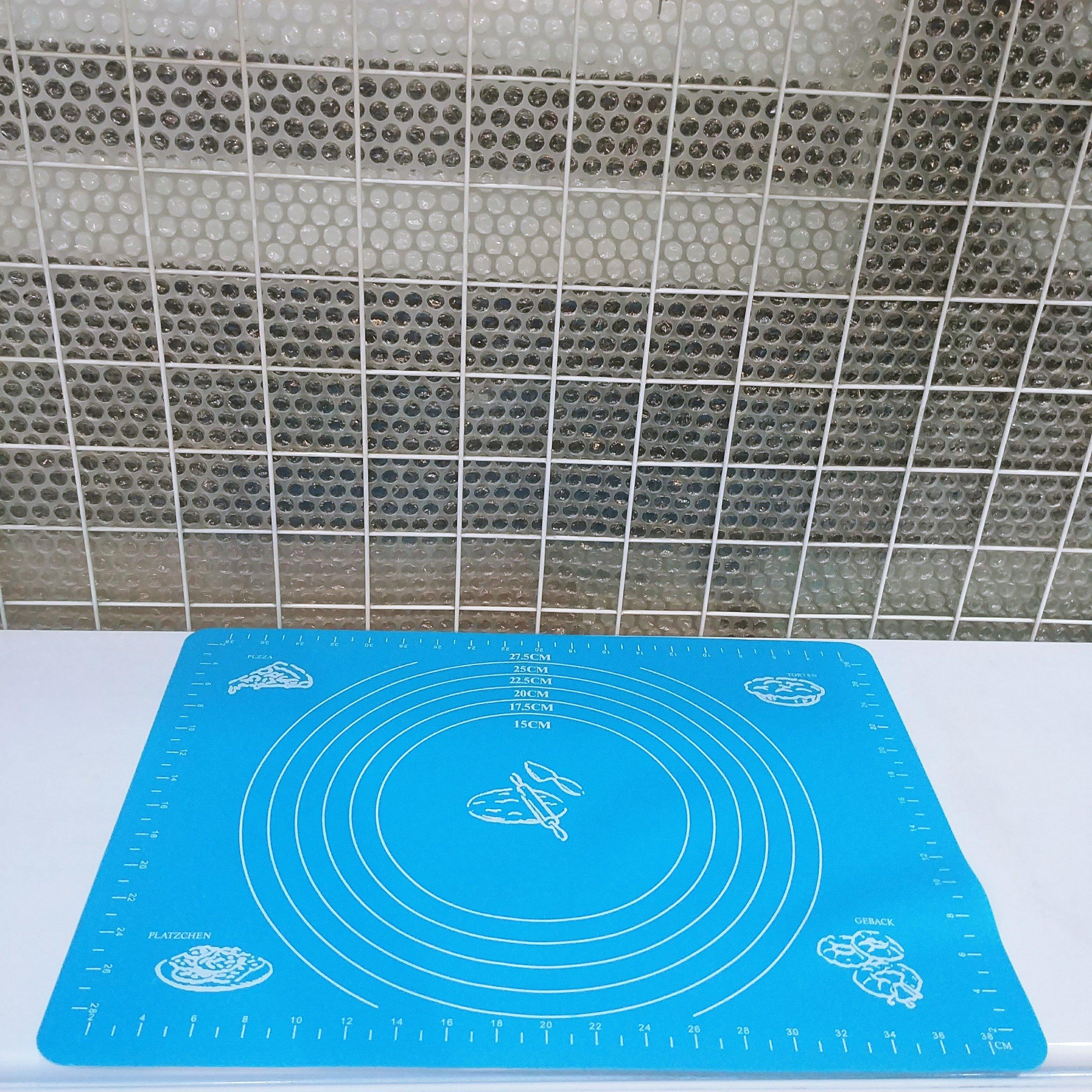 Thảm nhào bột silicon chống dính