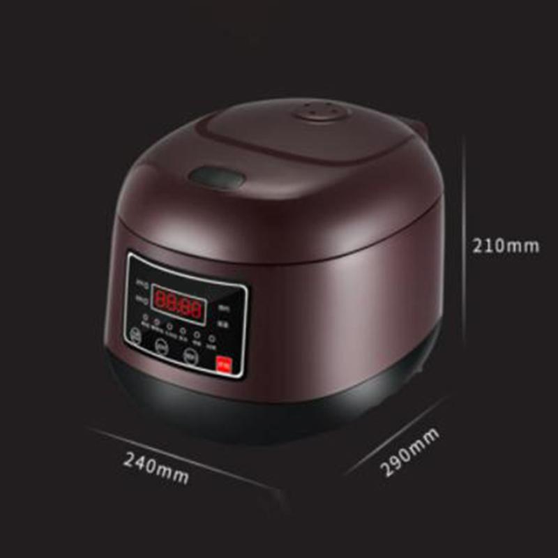 Nồi nấu cơm đa năng siêu tốc,nồi cơm điện mini giá rẻ 3 lít,nồi cơm điện gia đình chức năng hẹn giờ,đặt giờ