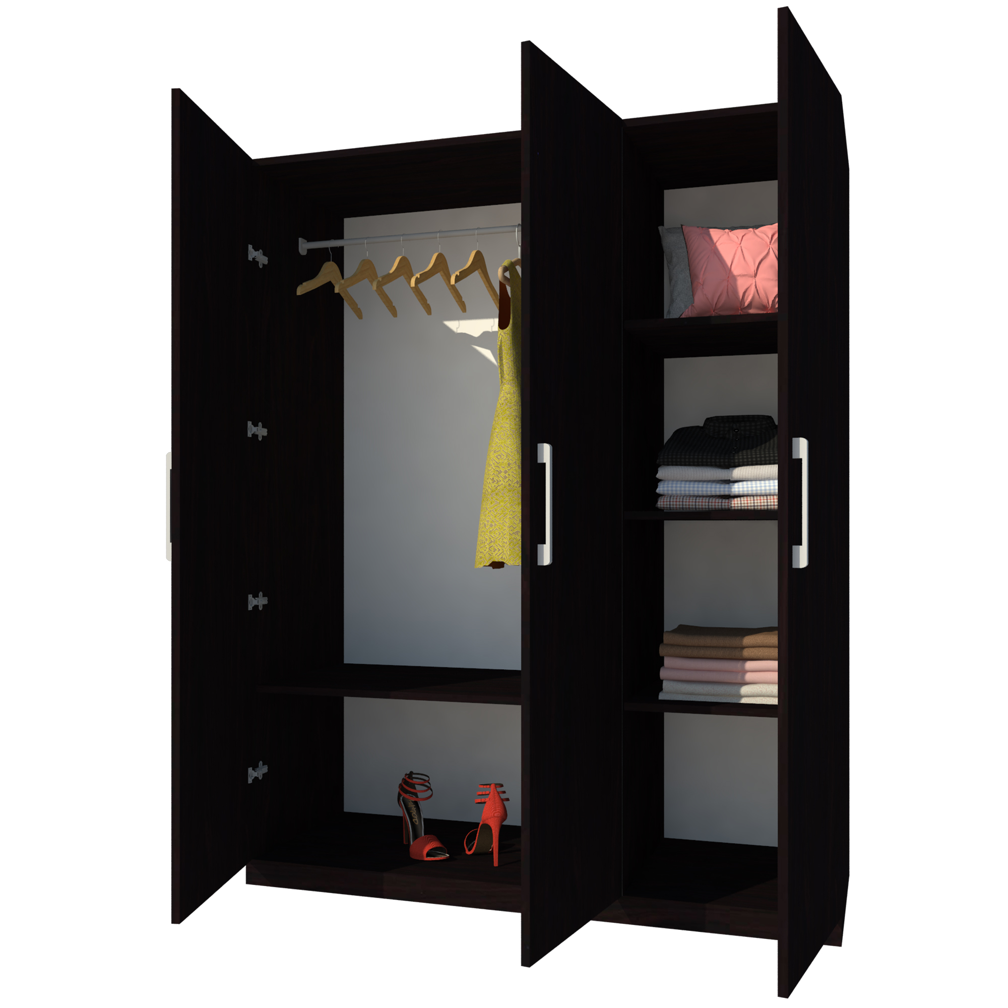 Tủ Áo FT014 (140cm x 200cm)