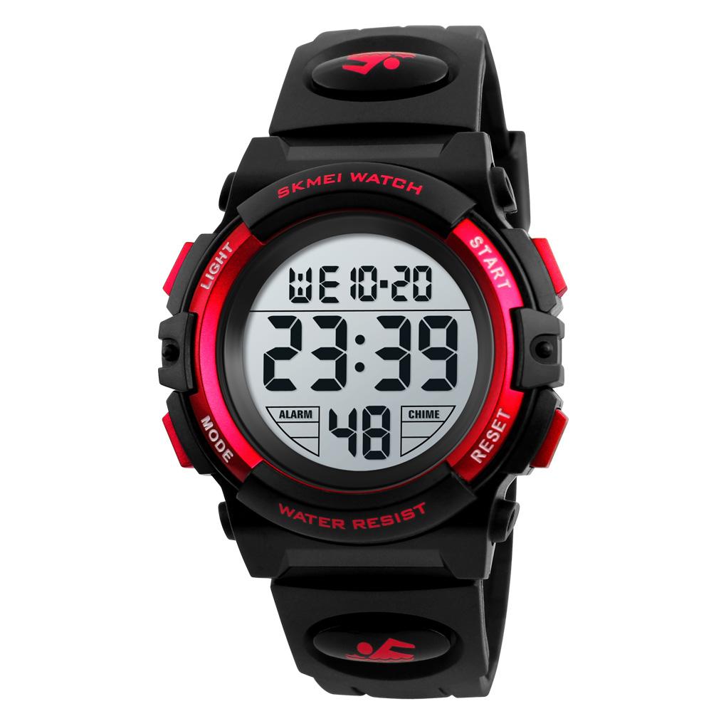 Đồng hồ đeo tay Skmei - 1266RD-Hàng Chính Hãng