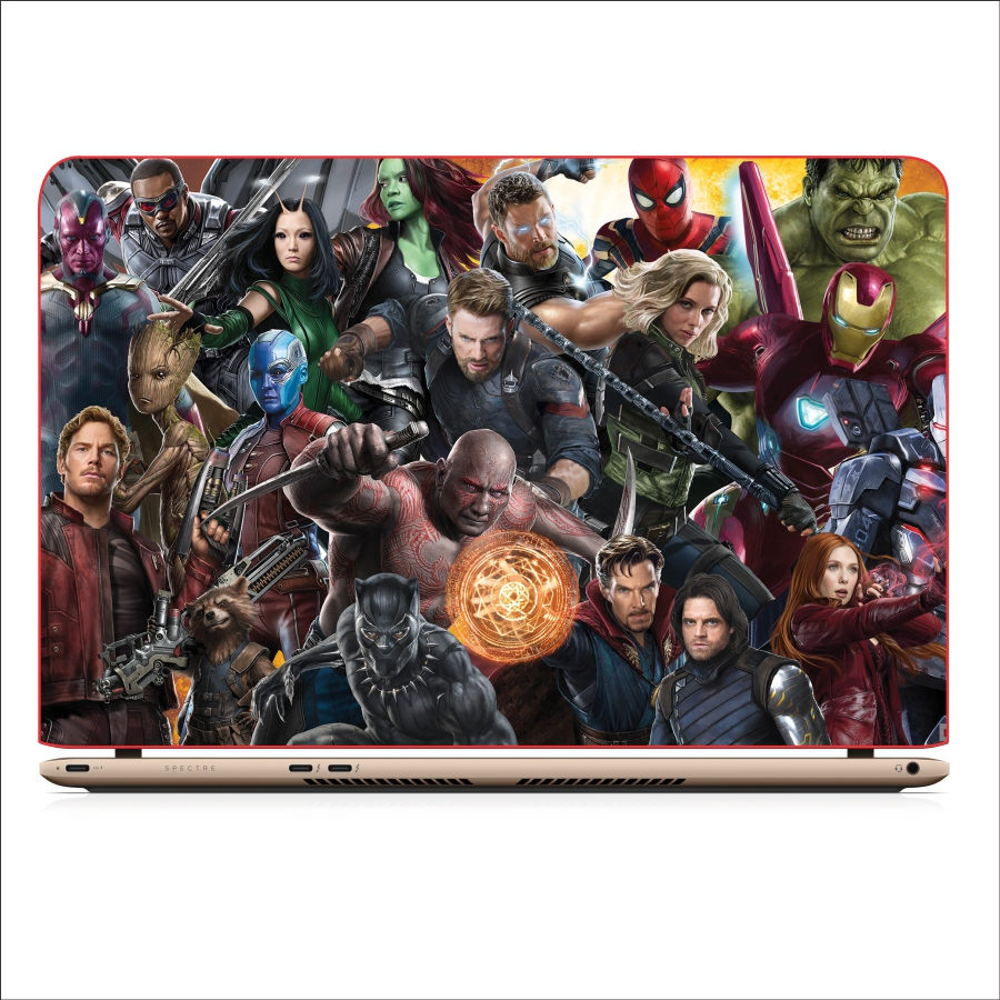 Mẫu Dán Decal Laptop Mẫu Dán Decal Laptop Cinema - DCLTPR 253