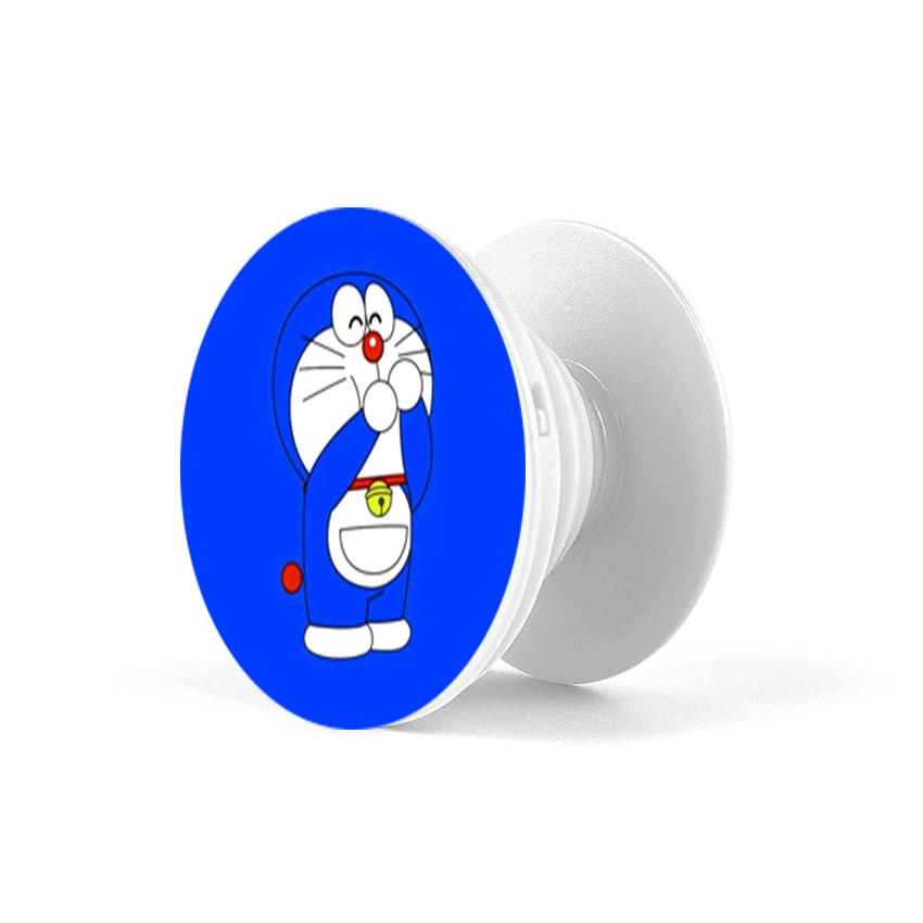 Gía đỡ điện thoại đa năng, tiện lợi - Popsockets - In hình DOREMON 02 - Hàng Chính Hãng