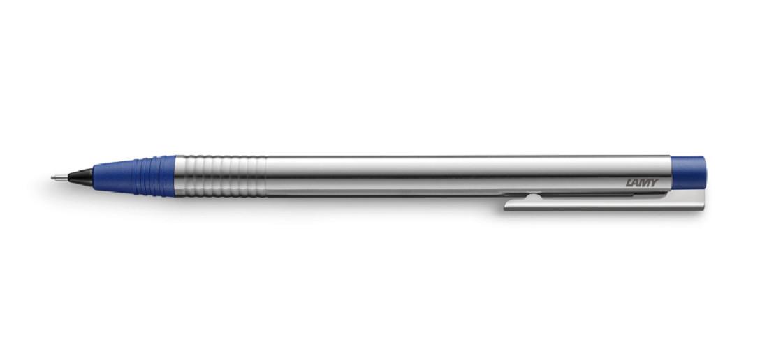 Bút Chì Lamy Logo Pencil-4000696 Blue Silver