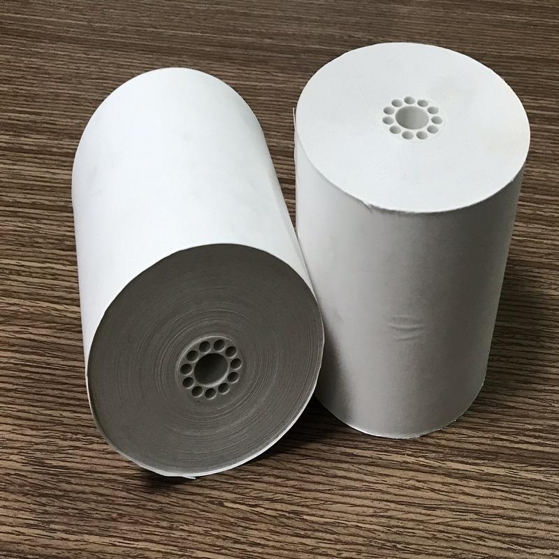 Giấy in nhiệt K80, giấy in hóa đơn K80 (bill), giấy nhiệt K80 x 110mm - Hàng Chính Hãng