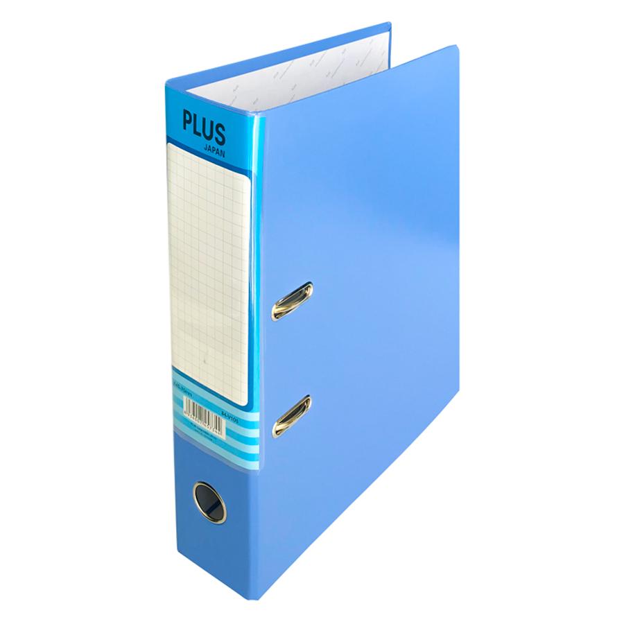 Bìa Còng A4 7cm Happy Color Plus 84-V106 - Xanh Dương Nhạt