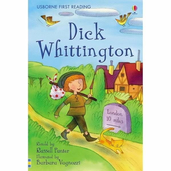 Usborne First Reading Level One: Dick Whittington