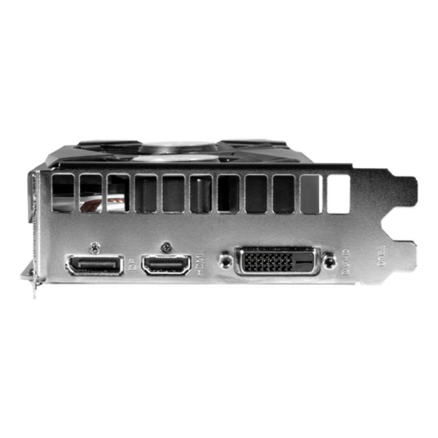 Card Màn Hình VGA Galax GeForce RTX 2060 1 Click OC 6GB GDDR6 26NRL7HPX7OC 192bit 2 Fan DP HDMI DVI D - Hàng Chính Hãng