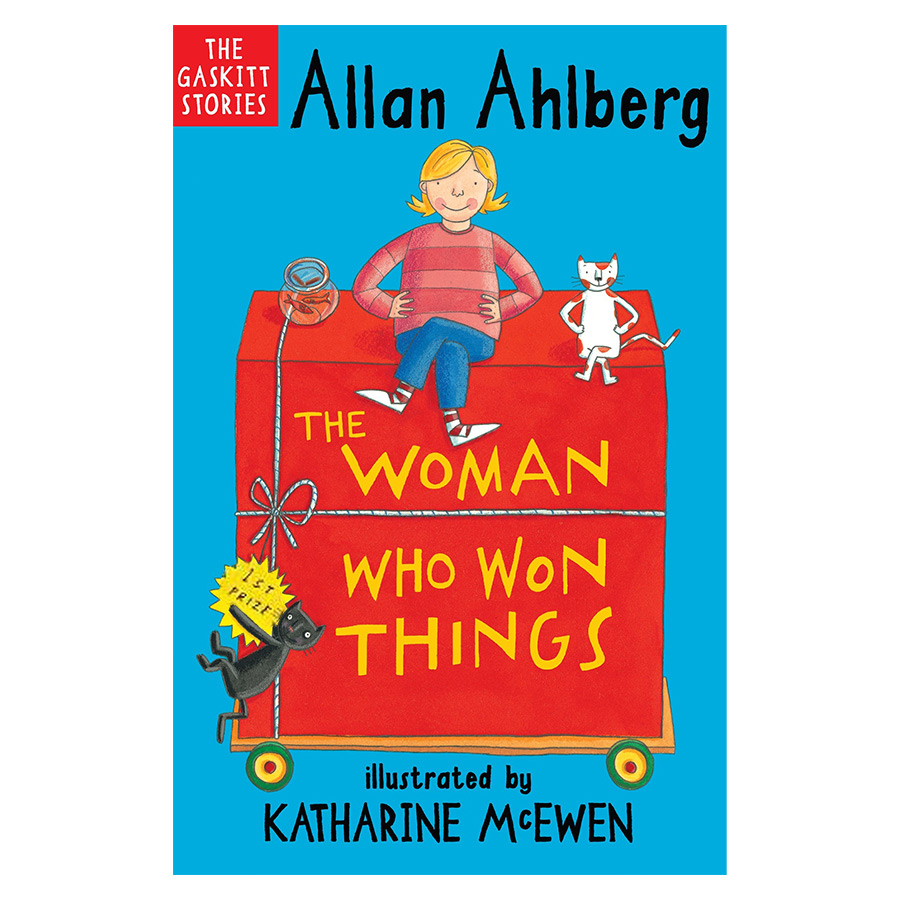 The Woman Who Won Things