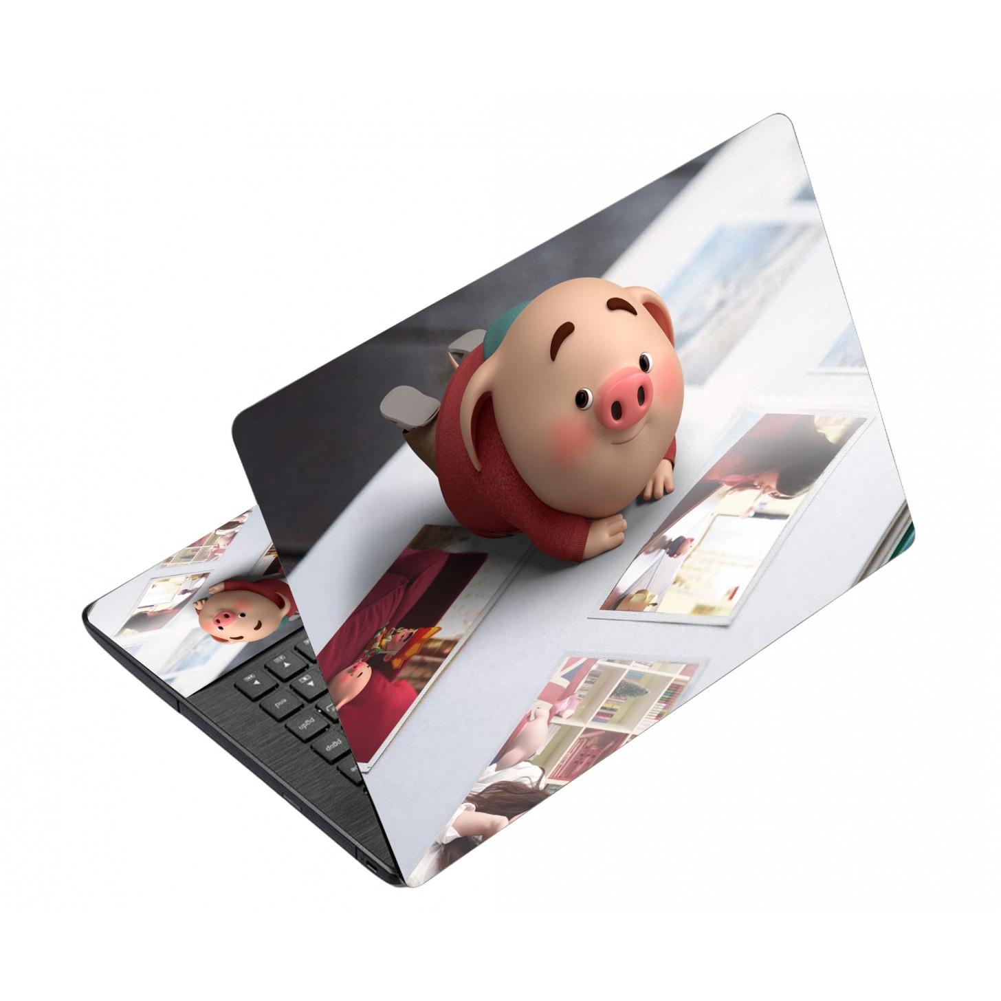 Mẫu Dán Laptop Hoạt Hình LTHH - 420 cỡ 13 inch