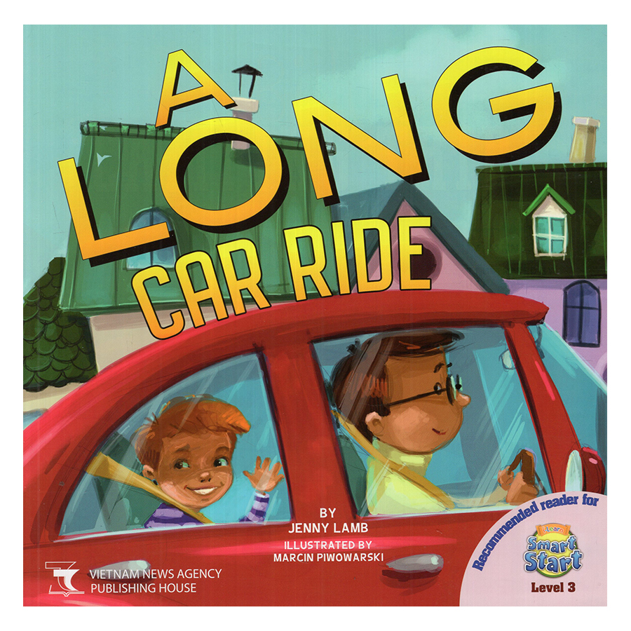 Readers For i-Learn Smart Start Level 3: Kindergarten Seasons, We Can Reuse It!, A Long Car Ride