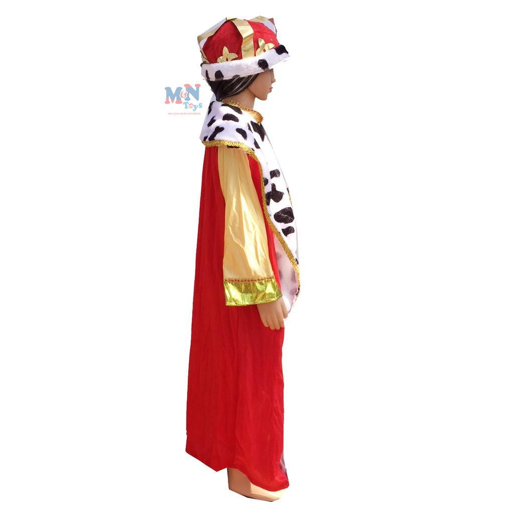 Bộ trang phục Hoàng Đế hóa trang Halloween