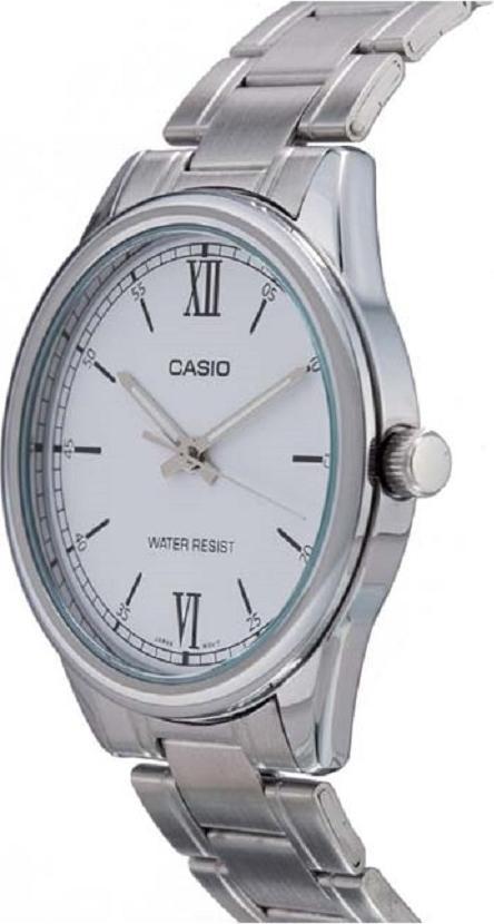 Đồng hồ Casio nam dây thép MTP-V005D-7B2UDF (40mm)