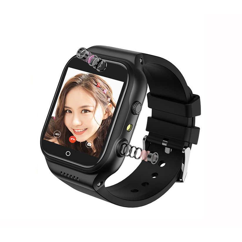 Đồng hồ thông minh WIFI nghe gọi SIM 3G 4G có GPS Dual Camera - MANI89