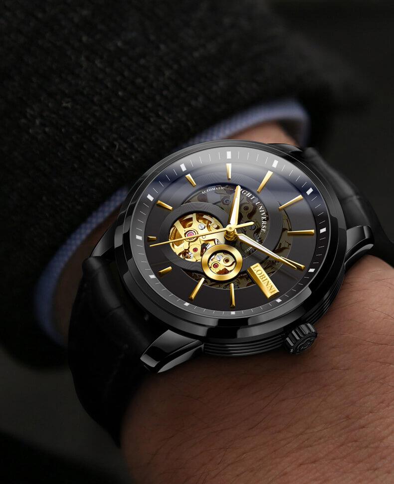 Đồng hồ nam chính hãng LOBINNI L5015-1
