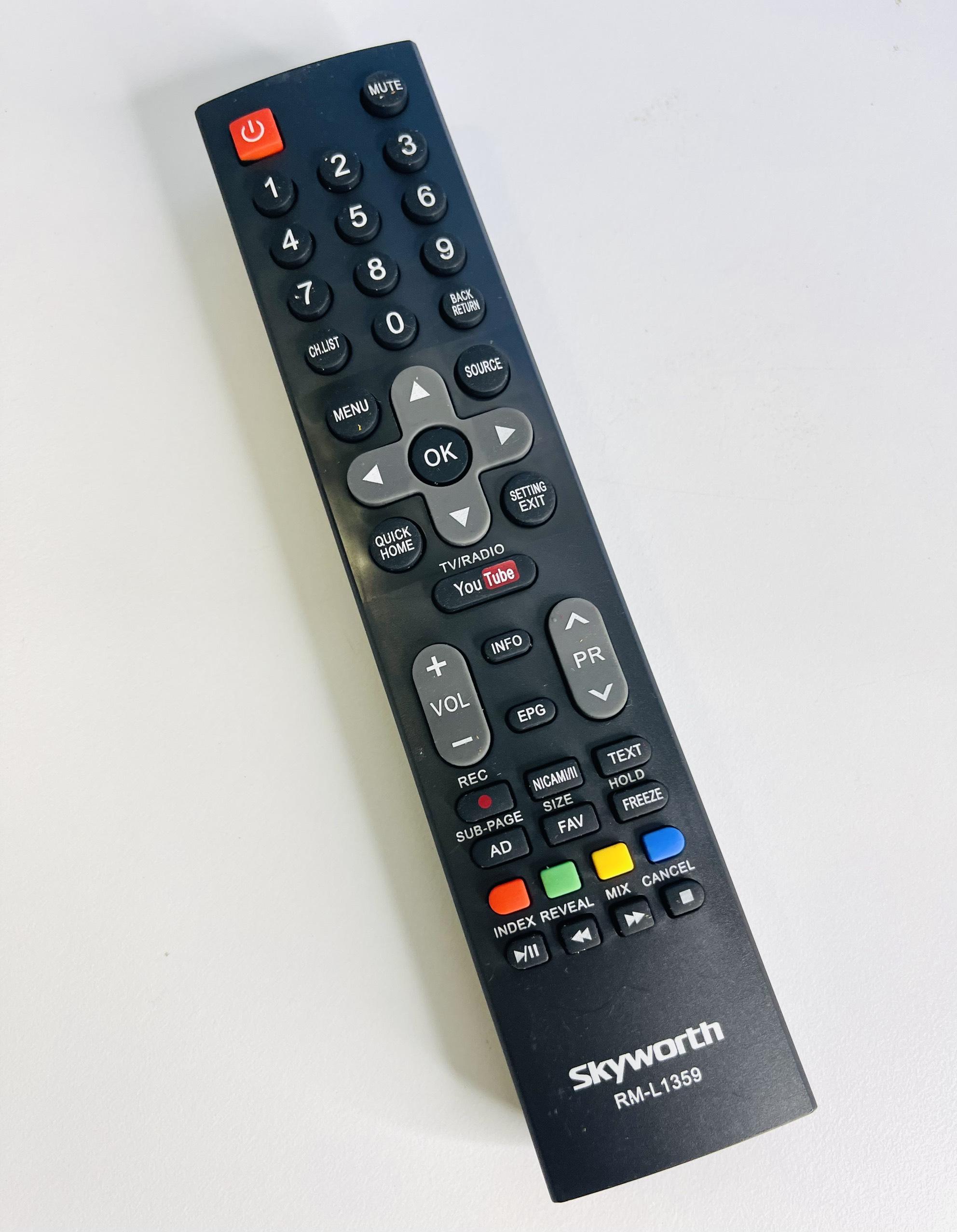 điều khiển tivi skyworth L1359 (SP 1122)