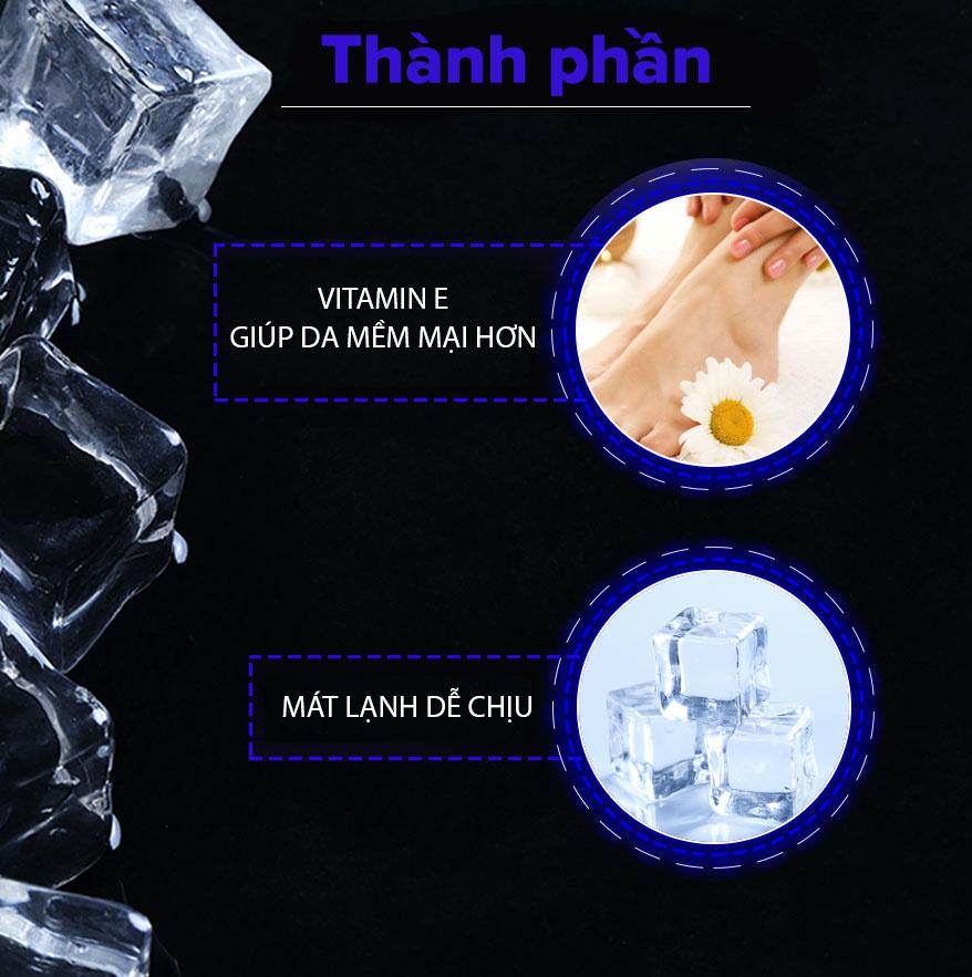 Bộ 2 Chai Dầu Lạnh Xoa Bóp Massage Hàn Quốc Antiphlamine Mild - Đau nhức cơ thể - Chai 100ml