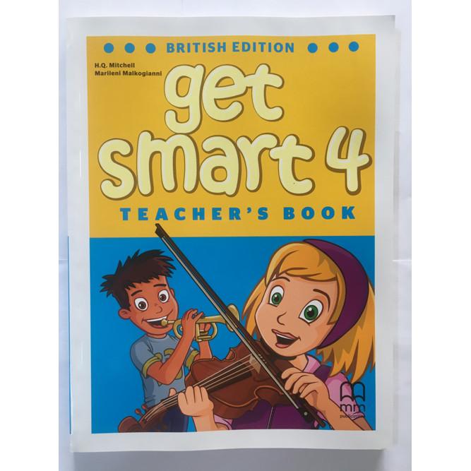 MM Publications: Sách học tiếng Anh - Get Smart 4 (Brit.) (Teacher's Book)