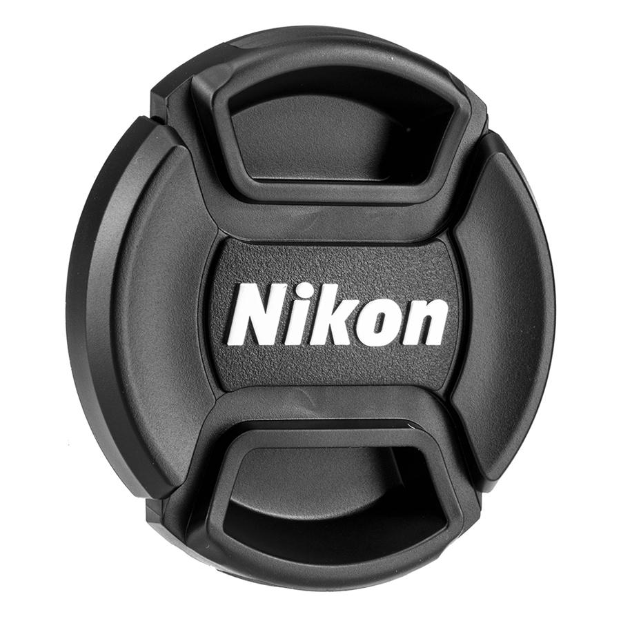 Nắp Ống Kính Nikon 58mm - Hàng Nhập Khẩu