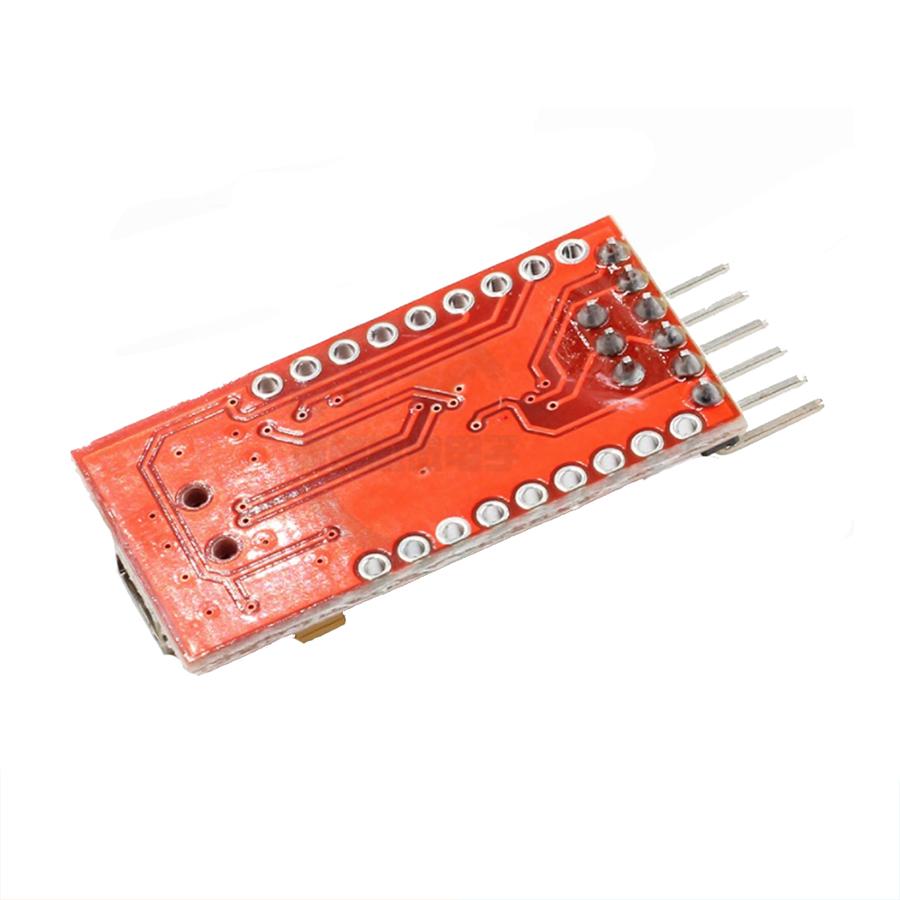Module USB TO COM FT232 RL 3V3 - 5V - Đỏ