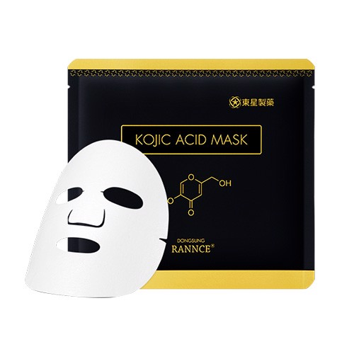 Combo 6 Mặt Nạ Dưỡng Trắng, Làm Giảm Thâm Nám Dongsung Rannce Kojic Acid Mask 28ml x6