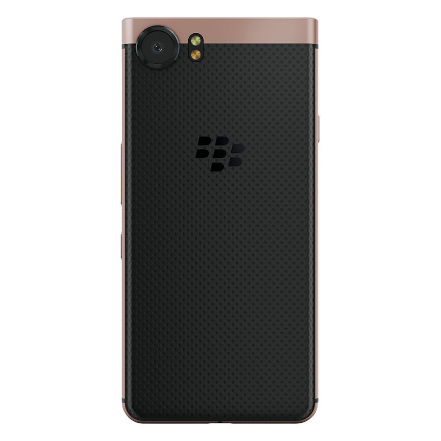 Điện Thoại BlackBerry KEYone Bronze Edition - Hàng Chính Hãng