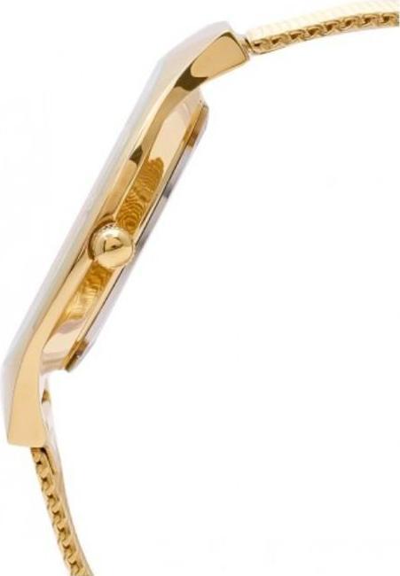Combo đồng hồ nữ siêu mỏng ôm tay và lắc tay nữ Julius Hàn Quốc 1129 màu vàng