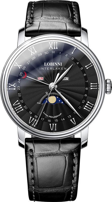 Đồng hồ nam chính hãng LOBINNI L3603-3