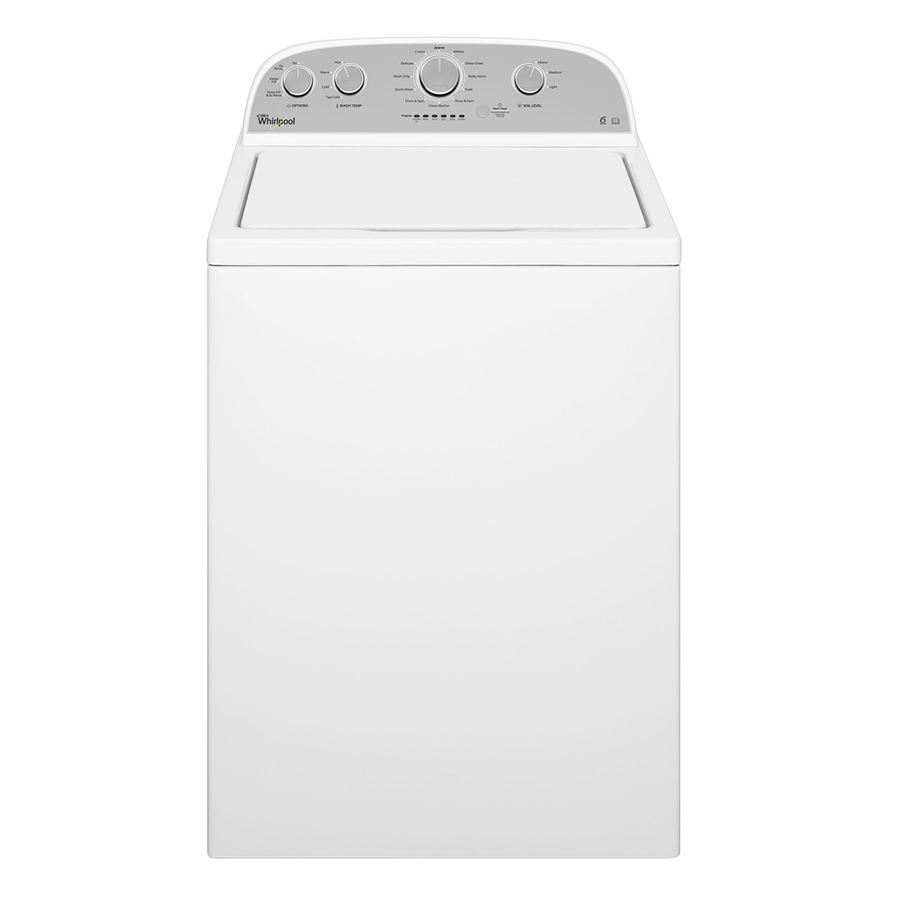 Máy Giặt Cửa Trên Whirlpool 3LWTW4815FW (15kg) - Hàng Chính Hãng