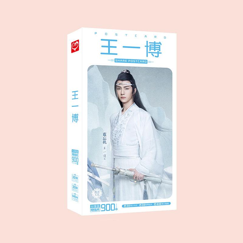 Postcard Lam Vong Cơ Trần Tình Lệnh 900 ảnh