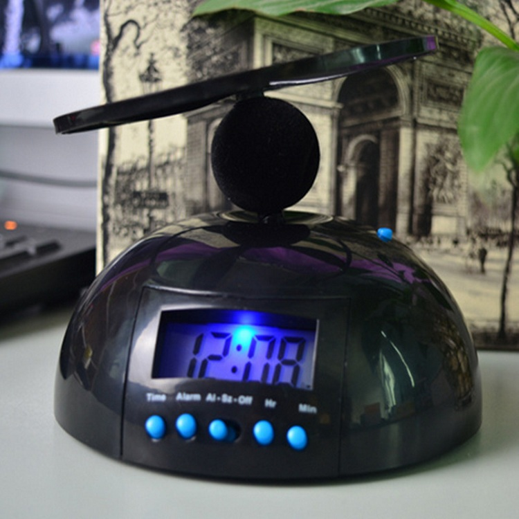Đồng hồ điện tử báo thức độc đáo để phòng ngủ -Tặng móc khóa tô vít đa năng 3in1