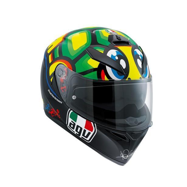Nón bảo hiểm fullface - K3 SV AGV  TARTARUGA - Thương hiệu Ý